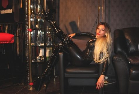 Mistress Emma in The Hague, News