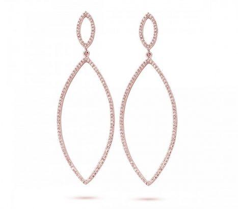 GASSAN FINE JEWELRY earrings for Mistress Emma